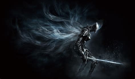 Wallpaper Black Knight, Dark Souls III, Games, #291