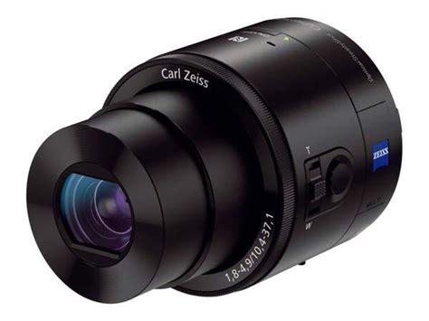 Sony Qx sony qx series lens style cameras announced gadgetsin