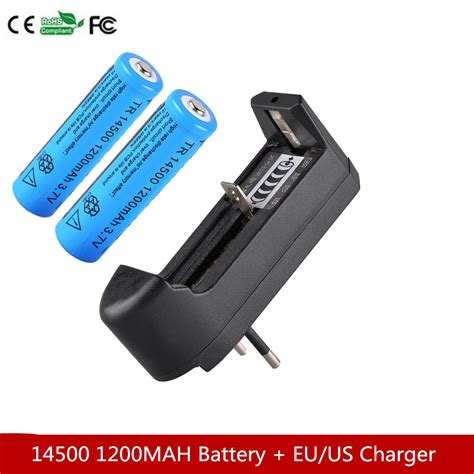 torch battery charger rechargeable battery for flashlight torch for led