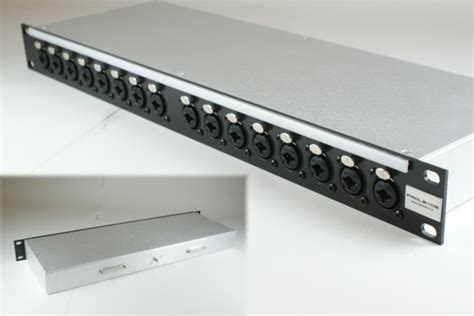 Rack Mount Interface by Interface Proleads Professional Leads Cables