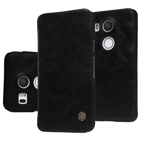 Nillkin Lg Nexus 5x by Lg Nexus 5x Nillkin Qin Leather سایمان دیجیتال