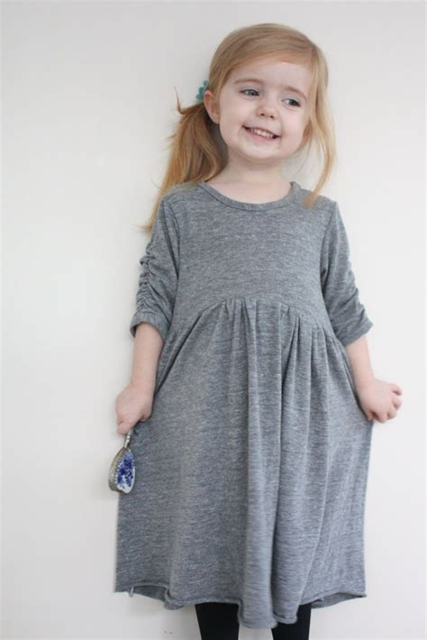 Pattern For Simple Knit Dress | simple knit dress pattern fibre and fabric pinterest