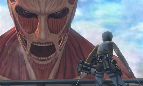 attack on titan free attack on titan the last wings of mankind screenshots