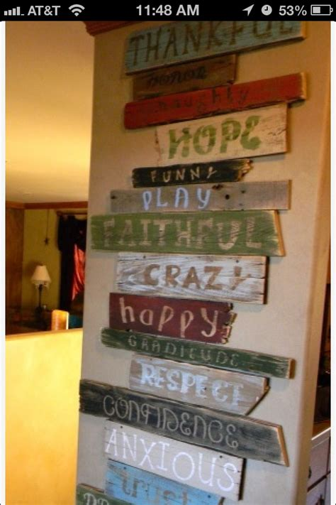 pallet signs pallet signs sayings products i