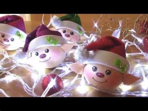 diy christmas crafts elf christmas ornaments innova crafts