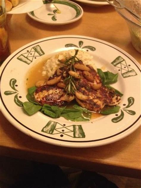 tasty thursday olive garden garlic rosemary chicken rosemary chicken with garlic mashed potatoes picture of olive garden folsom tripadvisor