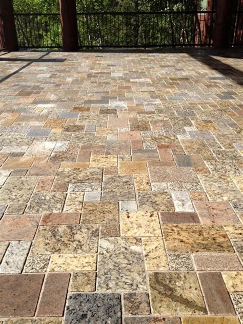Eco Friendly Patio Pavers by Hoodwink Catalysis Silca System Eco Friendly Deck