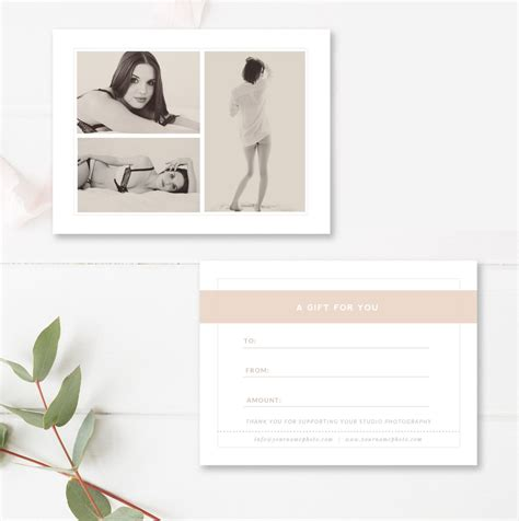 Card Template Site Etsy by Etsy Gift Certificate Template Mangdienthoai