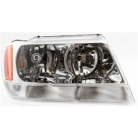 Jeep Grand 2004 Headlight Replacement Jeep Grand Headlight Headl At Auto Parts