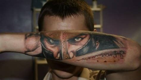 23 popular warrior tattoos and meanings tattoos win