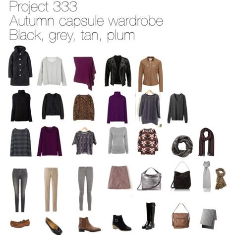 Project Wardrobe by 17 Meilleures Id 233 Es 224 Propos De Project 333 Fall Sur
