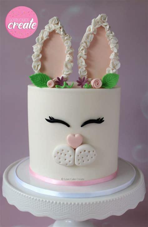 how to make a bunny cake how to make an easter bunny cake cake create