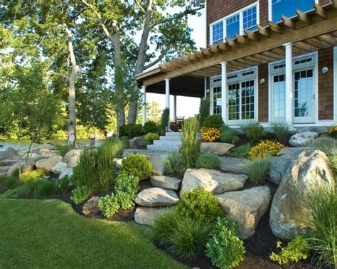 Large Front Yard Landscaping Ideas Landscaping Ideas For Large Front Yards
