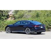 2018 Lexus LS 500h First Drive A Luxury Niche