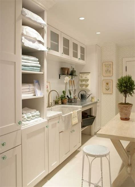 How To Clean Laminate Kitchen Cabinet Doors Bigger Laundry Room Or Bigger Closet Emily A Clark