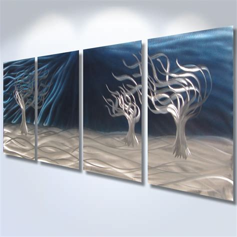Modern Metal Wall Decor by Abstract Metal Wall Abstract Metal Wall Metal