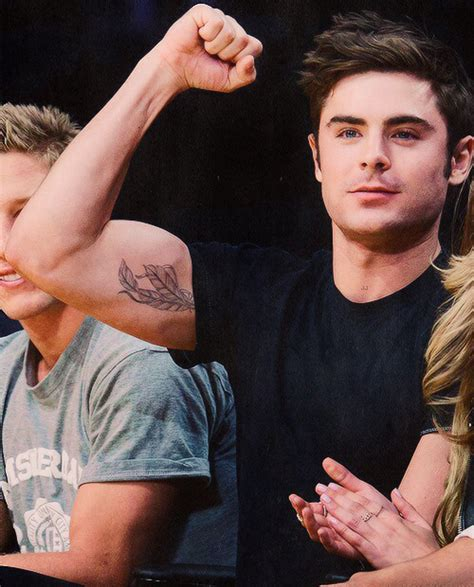 zac efron tattoo zac efron fli