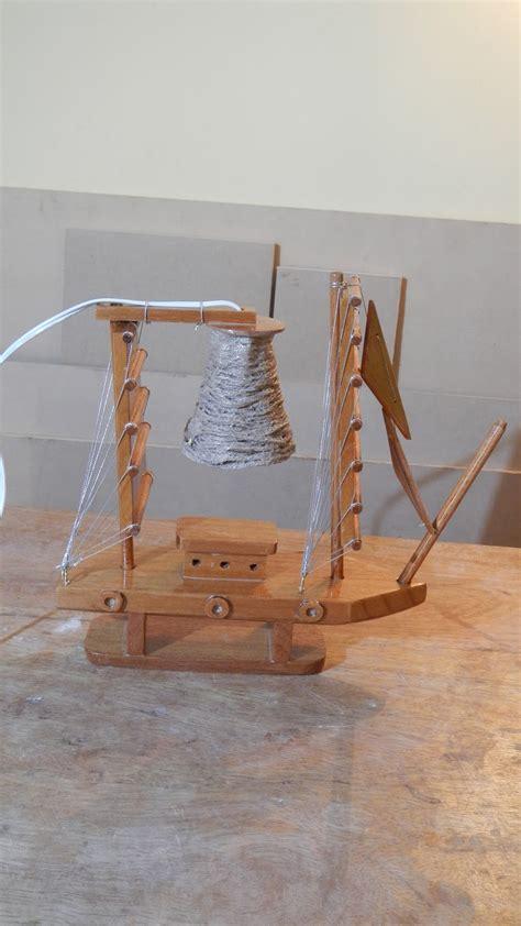 como construir un bote de madera decoraciones manualidades en madera como hacer larita