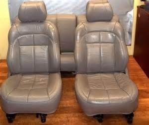 in indiana leather front and rear seats for a 1999 2004