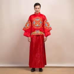 popular traditional chinese wedding dress men buy cheap