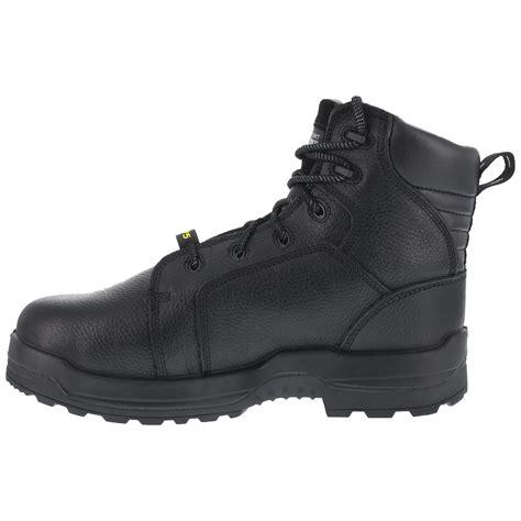 rockport s composite toe metatarsal work boots rk465