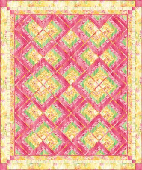 Garden Quilt Monet S Garden Quilt Pattern Quilts By Jen