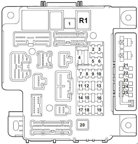 fuse box on a mitsubishi lancer wiring diagram gw micro