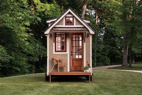 tiny house for two timbercraft tiny homes arrives on the scene with a
