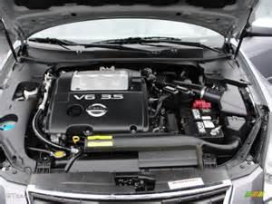 2007 Nissan Maxima Engine 2007 Nissan Maxima 3 5 Se 3 5 Liter Dohc 24 Valve Vvt V6