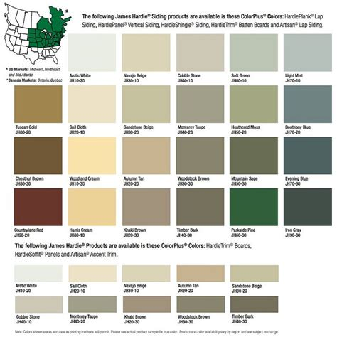 colors of siding fiber cement siding hardie board colors 107