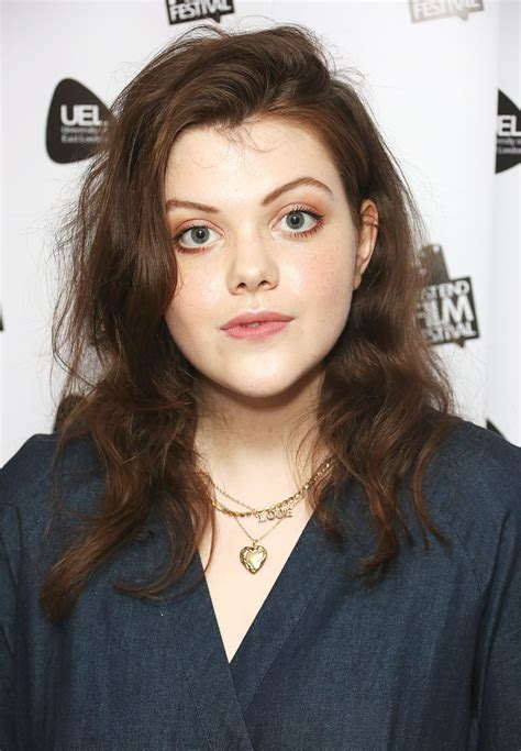 georgie henley georgie henley quot access all areas quot premiere in london uk