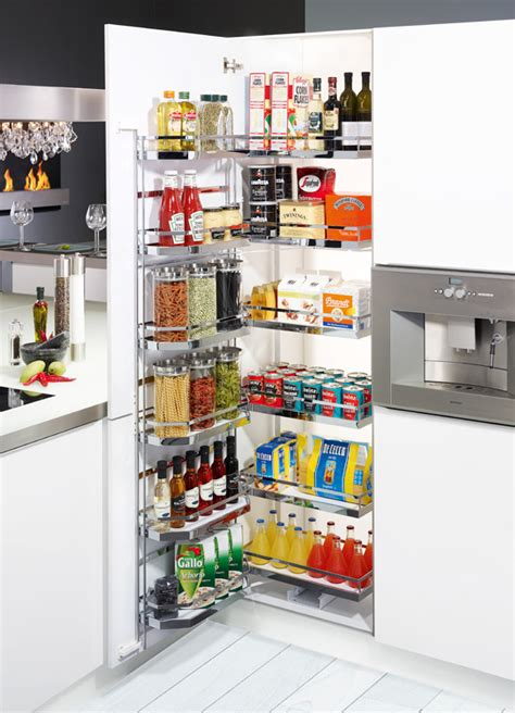 Kitchen Cabinet Pantry Pull Out Kesseb 246 Hmer Tandem
