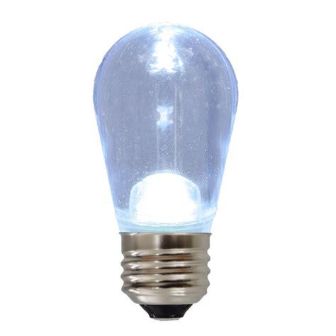 Plastic Light Bulb s14 white led plastic light bulb