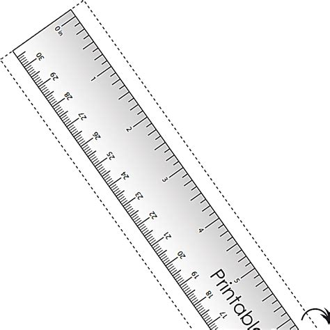 printable paper ruler free worksheets 187 printable ruler free math worksheets