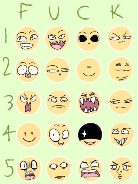 Tumblr Meme - face expressions meme tumblr