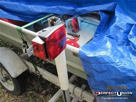 how to install boat trailer lights 28 images fix bad