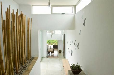 decorating ideas outstanding images of bamboo sticks wall 34 ideas for decorative bamboo poles how to use them