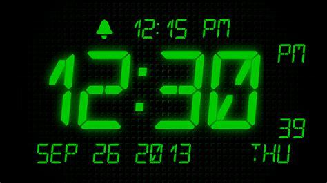 digital windows alarm digital clock 7 android apps auf play
