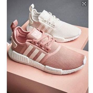 shop s adidas shoes pink on wanelo