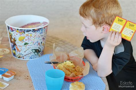 Bigs Bucket Giveaway - game night with kfc giveaway eclectic momsense