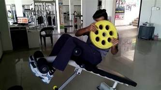 incline bench ab exercises incline bench abs workout youtube