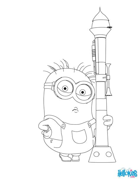 despicable me 2 coloring pages hellokids com