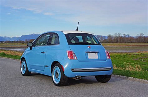 Fiat 500 Edition by 2016 Fiat 500 1957 Edition Road Test Review Carcostcanada