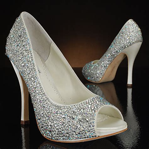 sparkly shoes for weddings you ll these sparkly wedding shoes it s all about