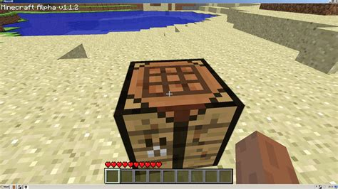 Minecraft Craft Table by Minecraft Killed In A Smiling