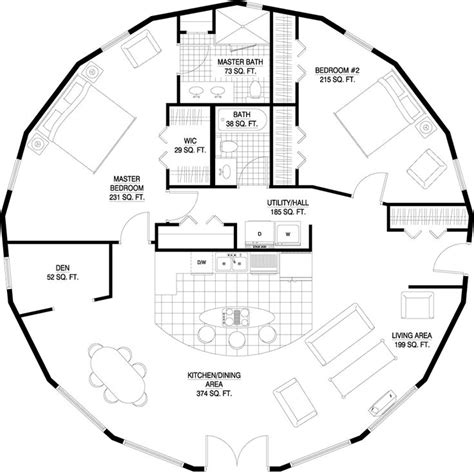 floorplan for the home