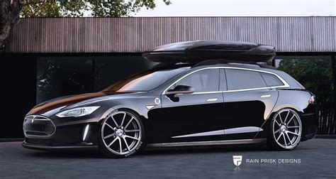 Where Is Tesla Model S Made Build It Now Tesla Model S Wagon