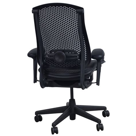 Herman Miller Celle Chair by Herman Miller Celle Used Task Chair Black National Office Interiors And Liquidators