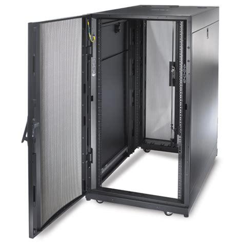 apc netshelter sx 24u 600mm wide x 1070mm enclosure