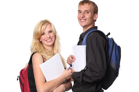 Student And Student Png